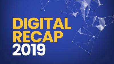 O nouă ediție Digital Recap, marca Golin și Alex Ciucă (Hoinaru), a fost lansată