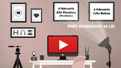 PR Tea & AD Cookies, despre YouTube: cu Pandutzu și Iulia Boloca