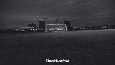 Bărbaților nu le este frică să le fie frică