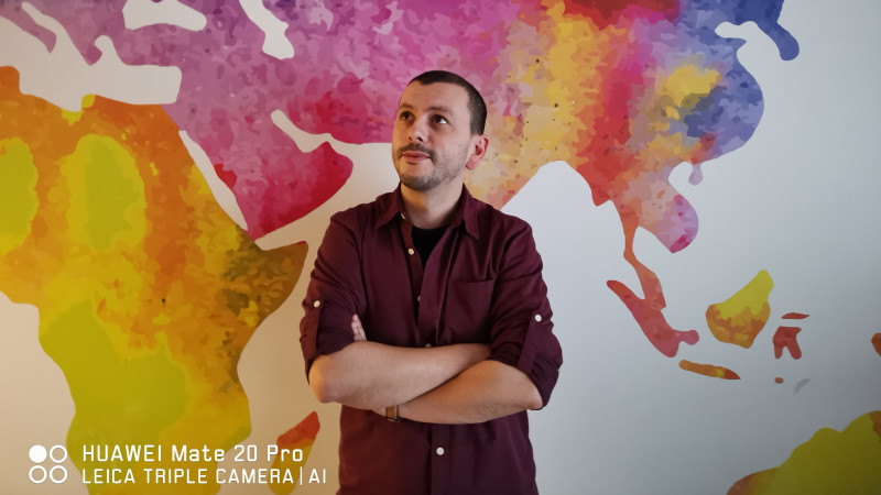"[SoMe 2019] Adrian Stefanescu (Huawei Romania): Ne bucuram de o comunitate creativa, dinamica si mereu cu idei. Pe Instagram, nu ii rugam pe ei sa dea ""share"", ci o facem noi"