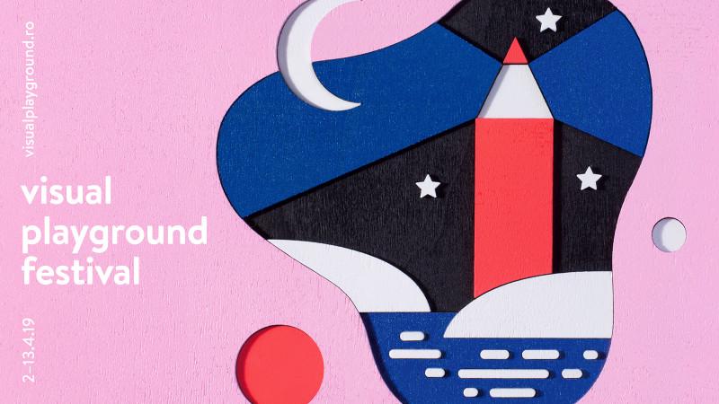 Festivalul de ilustrație și design grafic Visual Playground își deschide porțile către cea de-a șasea ediție
