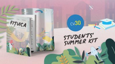 Students' Summer Kit: 50.000 studenți interacționează cu brandurile și angajatorii în pragul sesiunii de vară