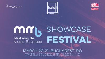 Peste 25 de artisti români și internaționali cântă la Mastering the Music Business Showcase Festival pe 20 și 21 martie