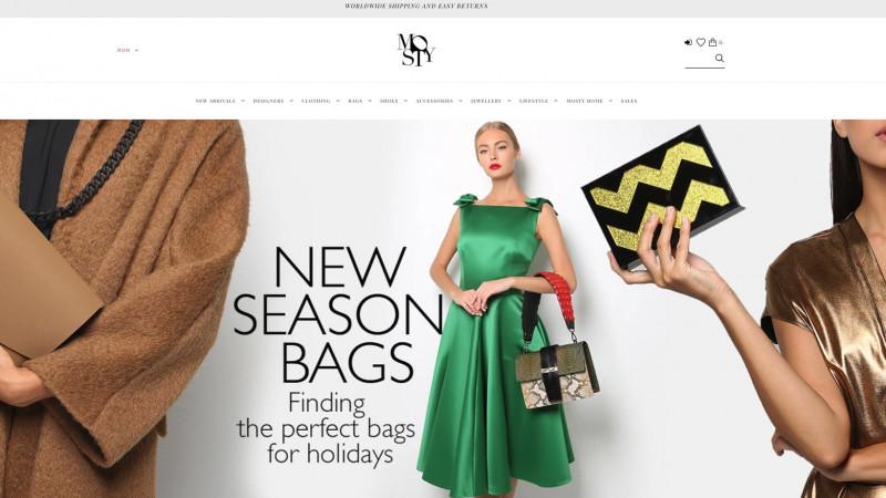 Mosty.com – cea mai nouă destinație online de fashion din România