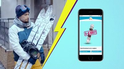 OLX.ro - Singurul snowboard perfect pentru tine #sadat