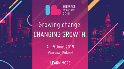 IAB Europe Announces the First Speakers for The Interact 2019 Conference