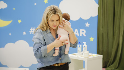 Somnul bebelușilor a generat 4 milioane de vizite într-o lună pe site-ul bloggerului Ela Crăciun