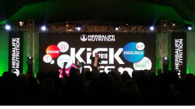 The Syndicate a lansat un an de succes pentru Herbalife Nutrition