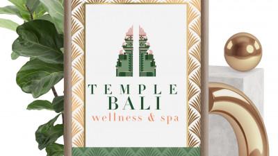 Print - Bali Temple