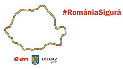 Cum facem România mai Sigură? E.ON se implică direct alături de I.G.S.U. și Echipa de PR