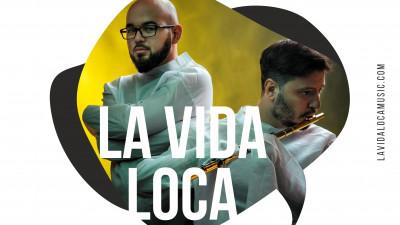Turneul internațional LA VIDA LOCA – BRIDGES cu flautistul Matei Ioachimescu și pianistul Alfredo Ovalles