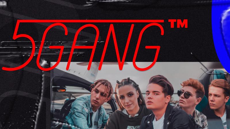 Cel de-al doilea concert 5GANG de la Arene, peste 50 % sold în doar o săptămână