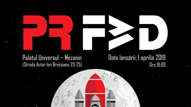 PR Forward 11: Lansarea ta în Comunicare