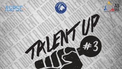 Talent Up #3