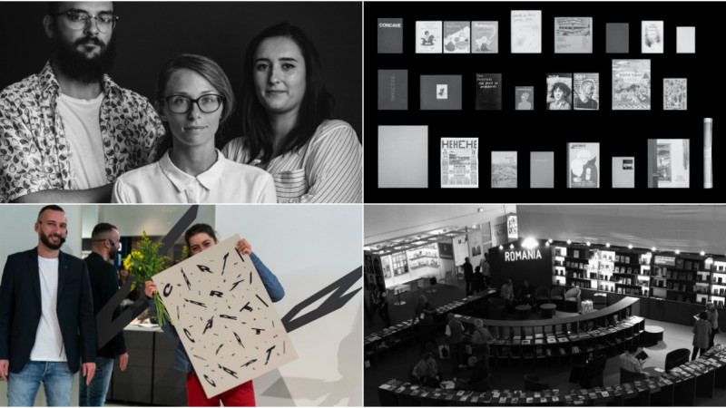 [Dincolo de copertă] Andreea Mihaiu: Cartea este un obiect unitar, nu înseamnă doar copertă sau text