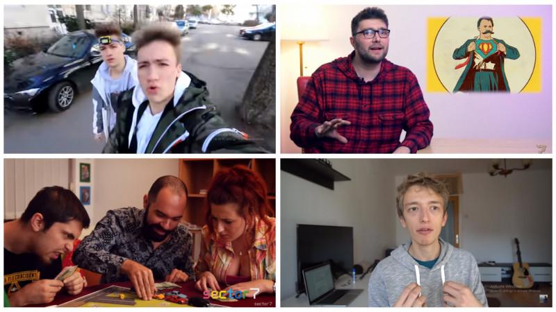 [Weekend Watch List] România pe YouTube