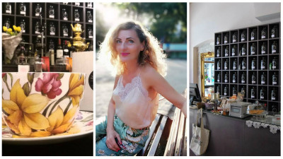 Corina Bernschutz-Marinca, despre ceai, zeițe și lifestyle business: Ne reinventam cu totii la nivel individual, social, global si vom avea nevoie de un cadru potrivit