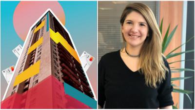 """Printre blocuri fără cash. Diana Tănase (Mastercard): """"Am primit peste 200 de solicitări din Bucureşti, dar şi din Piteşti, Ploieşti, Deva sau Aiud"""""""
