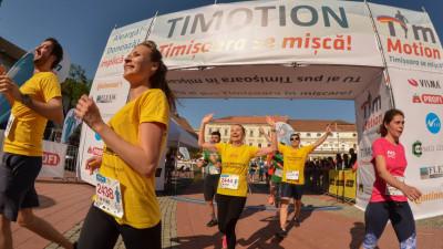 Cursa împotriva cancerului la Timotion 2019. 200 de copiii bolnavi de cancer pot uni o comunitate întreagă