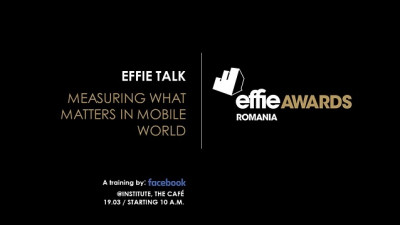 Effie Talk: measuring what maters in mobile world