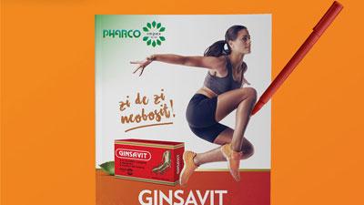 POSM - Ginsavit