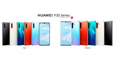 Huawei rescrie regulile fotografiei inteligente cu inovatoarea serie HUAWEI P30