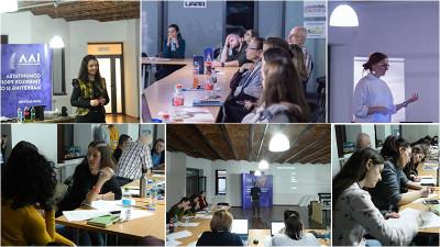 """25 de ONG-uri au participat la workshop-urile organizate de IAA Young Professionals, în cadrul proiectului """"Civic Vox - Dă voce ONG-urilor"""""""