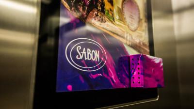 Sabon, parfumul culorilor