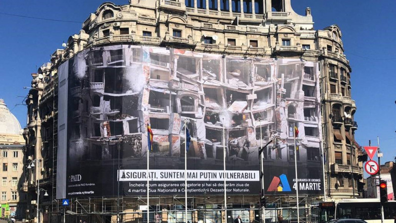 PAID România şi Mullen susțin declararea zilei de 4 martie ca Zi Națională de Conștientizare a Dezastrelor Naturale