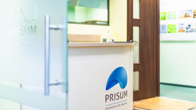 Corporate Rebranding - Prisum. Dedicated to life. Naturally.