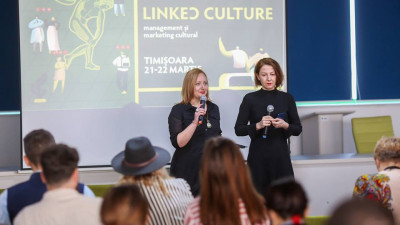 Concluziile singurei conferințe de management și marketing cultural din vestul țării - Linked Culture 2019
