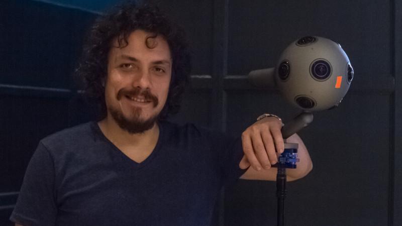 [Toti oamenii VR-ului] Marius Vlad (Sunrise VR Studio): Exista multa deschidere pentru VR. Ceea ce lipseste este interactiunea cu tehnologia