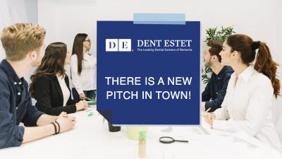 DENT ESTET lansează invitația la pitch pentru noul website și anunță toate etapele lui