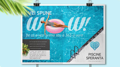 Print - Piscine Speranta
