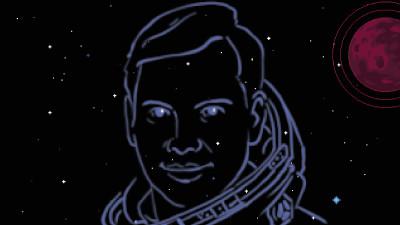 Animation Worksheep a lansat o docu-serie animatădespre Dumitru Prunariu, singurul astronaut român