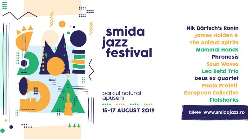 Line-up Smida Jazz Festival 2019