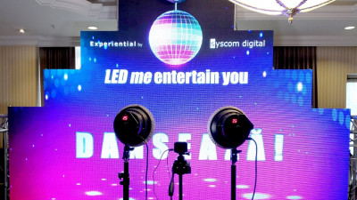 Experiential by Syscom Digital, activare cât un recital la Digital Marketing Forum 2019