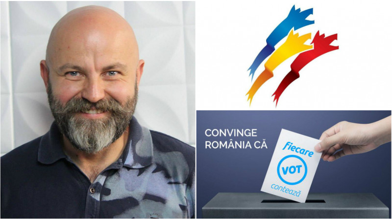 "Mediul antreprenorial sustine competitia ""Convinge Romania ca Fiecare Vot Conteaza!"". Sergiu Negut (RBL): As vrea sa vad vorbe simple, mesaje adresate empatic celor care nu voteaza"