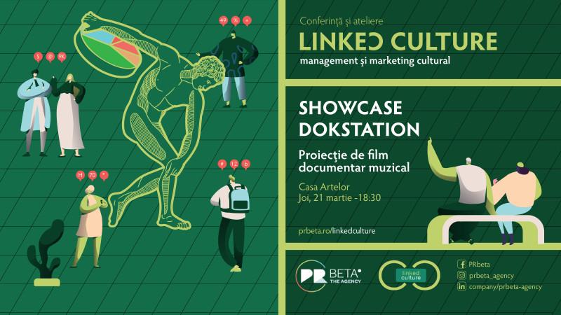Showcase Dokstation la Linked Culture 2019 - filme despre eroi punk și vedete pop