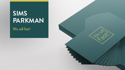 Identitate vizuala - Sims Parkman