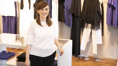 """[Inceputuri #denepretuit] Cornelia Nicolae, un parcurs cu aplomb in fashion retail care se """"incheie"""" in 5 tari"""