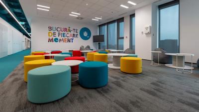 UPC România a inaugurat noul sediu central în clădirea The Bridge 2