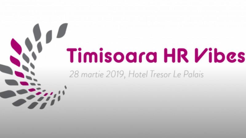 Best practices, tendințe și previziuni @ HR Vibes, Timișoara