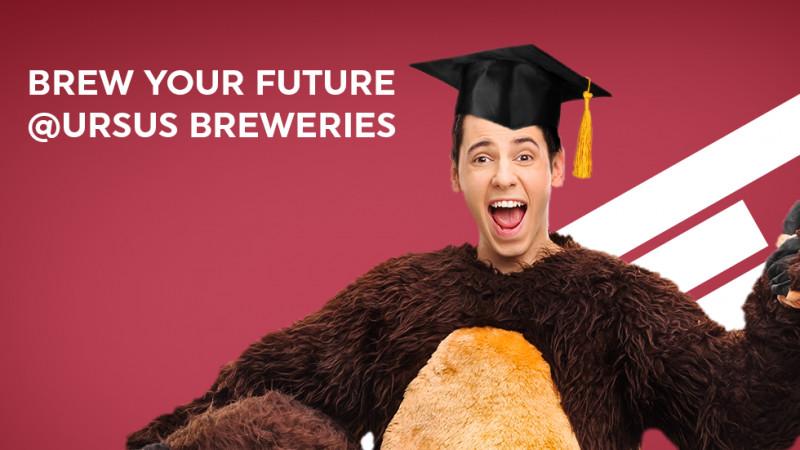 """Ursus Breweries demarează programul Graduate Trainee """"Brew Your Future"""" 2019"""