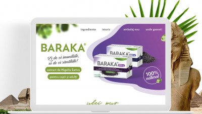 Website - Baraka