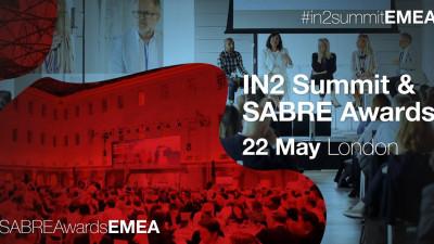 IN2 SABRE Awards EMEA 2019: 3 campanii castigatoare in categoriile lor, alte 9 Certificate de Excelenta pentru PR-ul romanesc