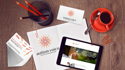 pastel dă voce campaniei de rebranding Autism Voice