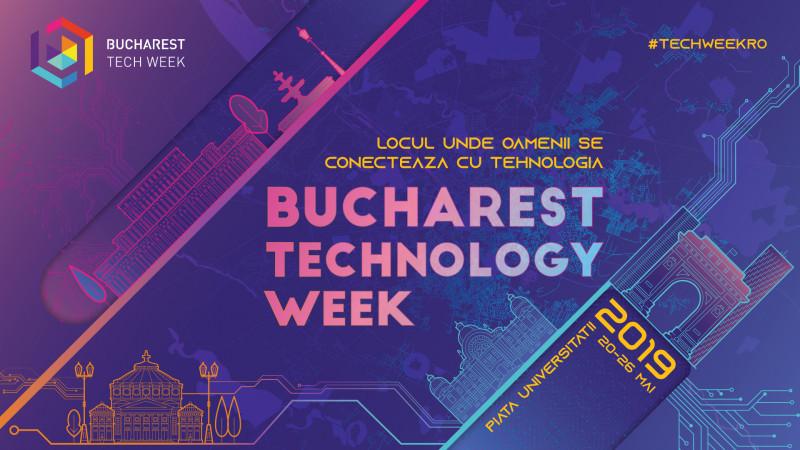Cel mai avansat robot social din lume va fi prezent la Bucharest Tech Week 2019