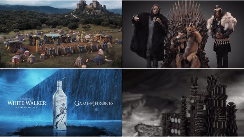 Game of Thrones cu Oreo, rapperi și tot ce se mai găsește la îndemână