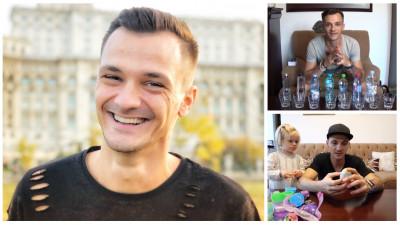 [Romania pe YouTube] Adrian POV: Incerc sa arat viata unei familii moderne din Romania